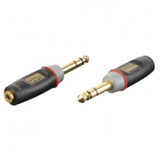 DAP Audio Adapteris 3p Jack male/ 3p Mini-Jack Female